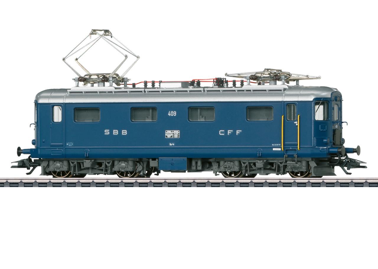 2020 Marklin 39422 Dgtl Electric Locomotive Re 4/4 I, blau, SBB, Ep. III