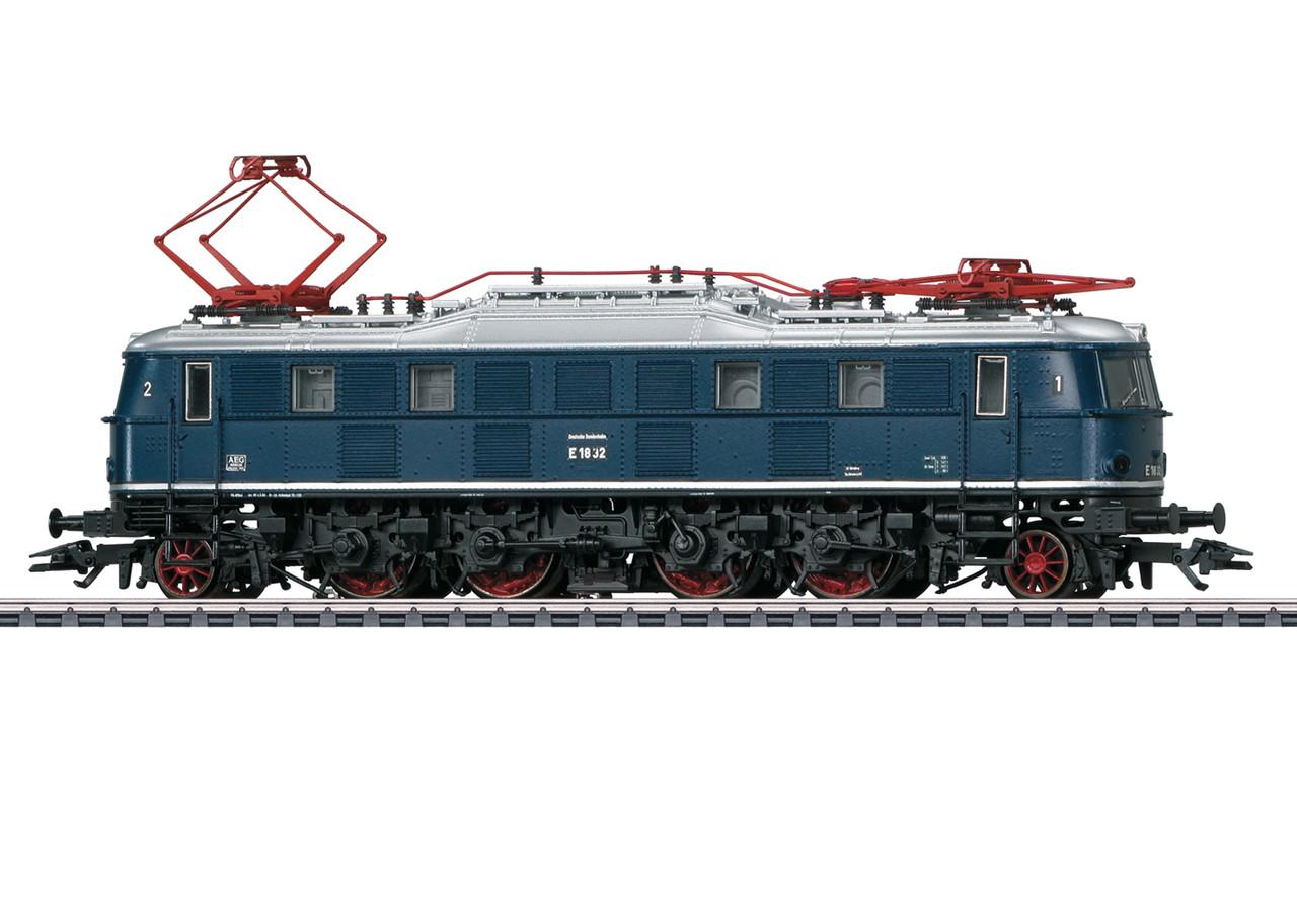 2020 Marklin 39683 Dgtl Electric Locomotive BR E18, DB, Ep.III
