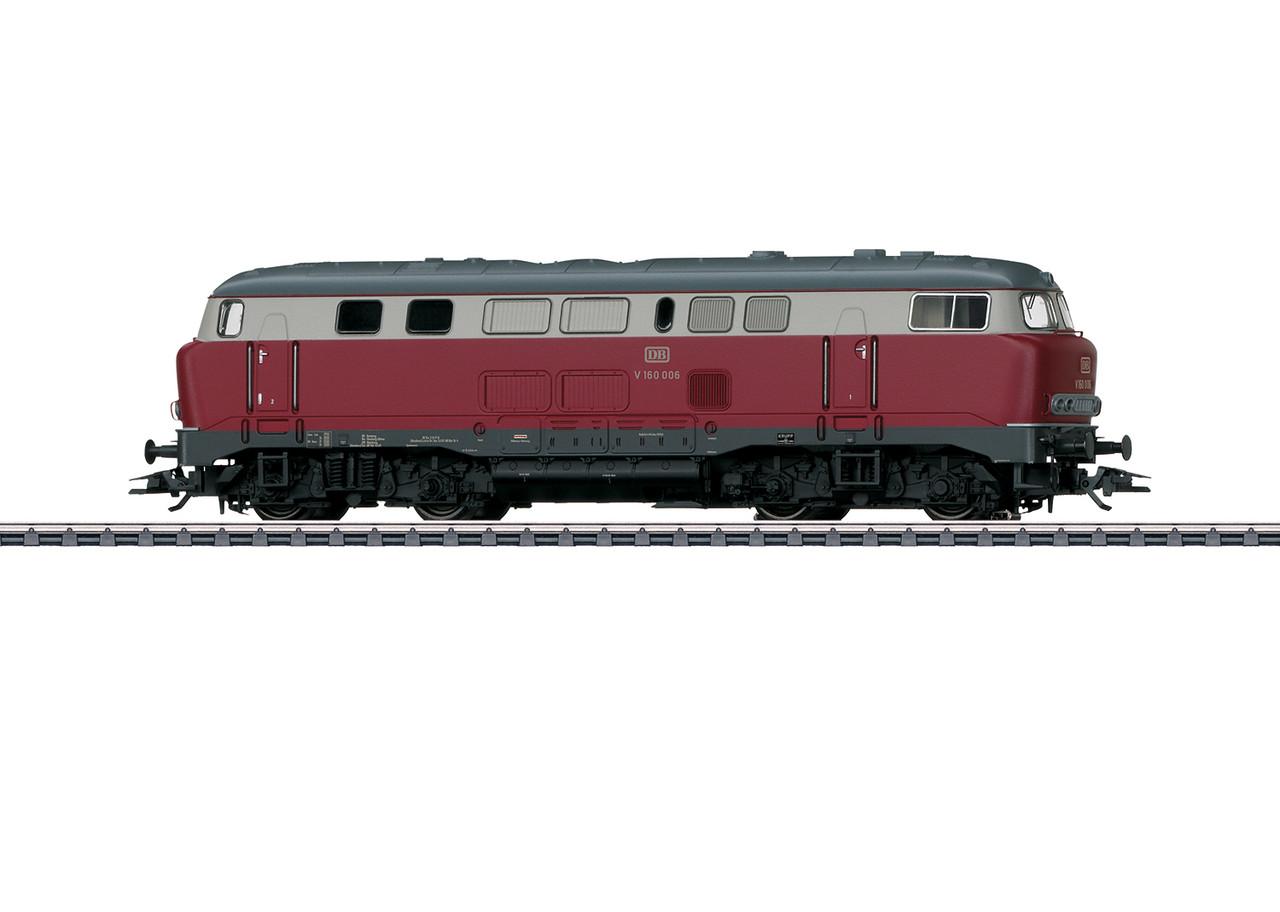 "2020 Marklin 39741 Dgtl Diesel Locomotive BR V 160 ""Lollo"", DB, Ep. III"