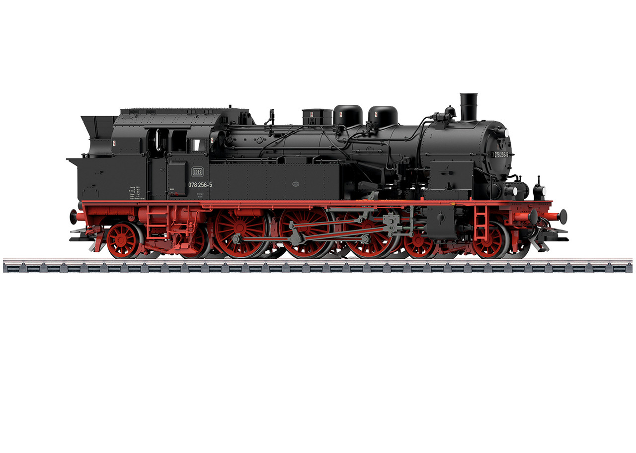2020 Marklin 39785 Dgtl Steam Locomotive BR 078, DB, Ep.IV