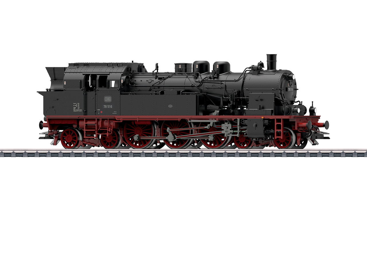 2020 Marklin 39786 Dgtl Steam Locomotive BR 78, DB, Ep.III