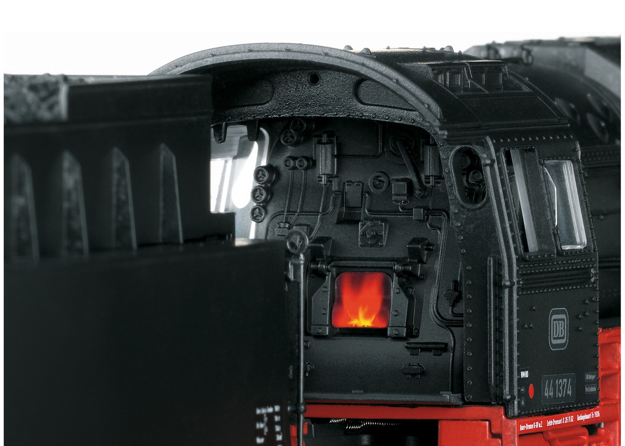 2020 Marklin 39881 Dgtl Freight Train-Steam Locomotive BR 44 Kohle, DB,Ep.III