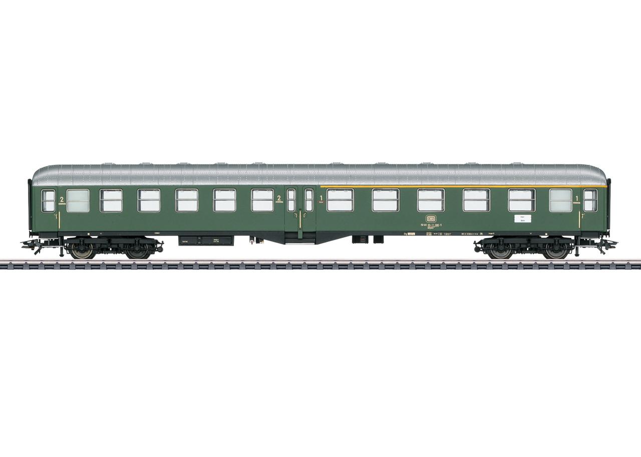 2020 Marklin 43120 DB Passenger Car, 1st/2nd Class