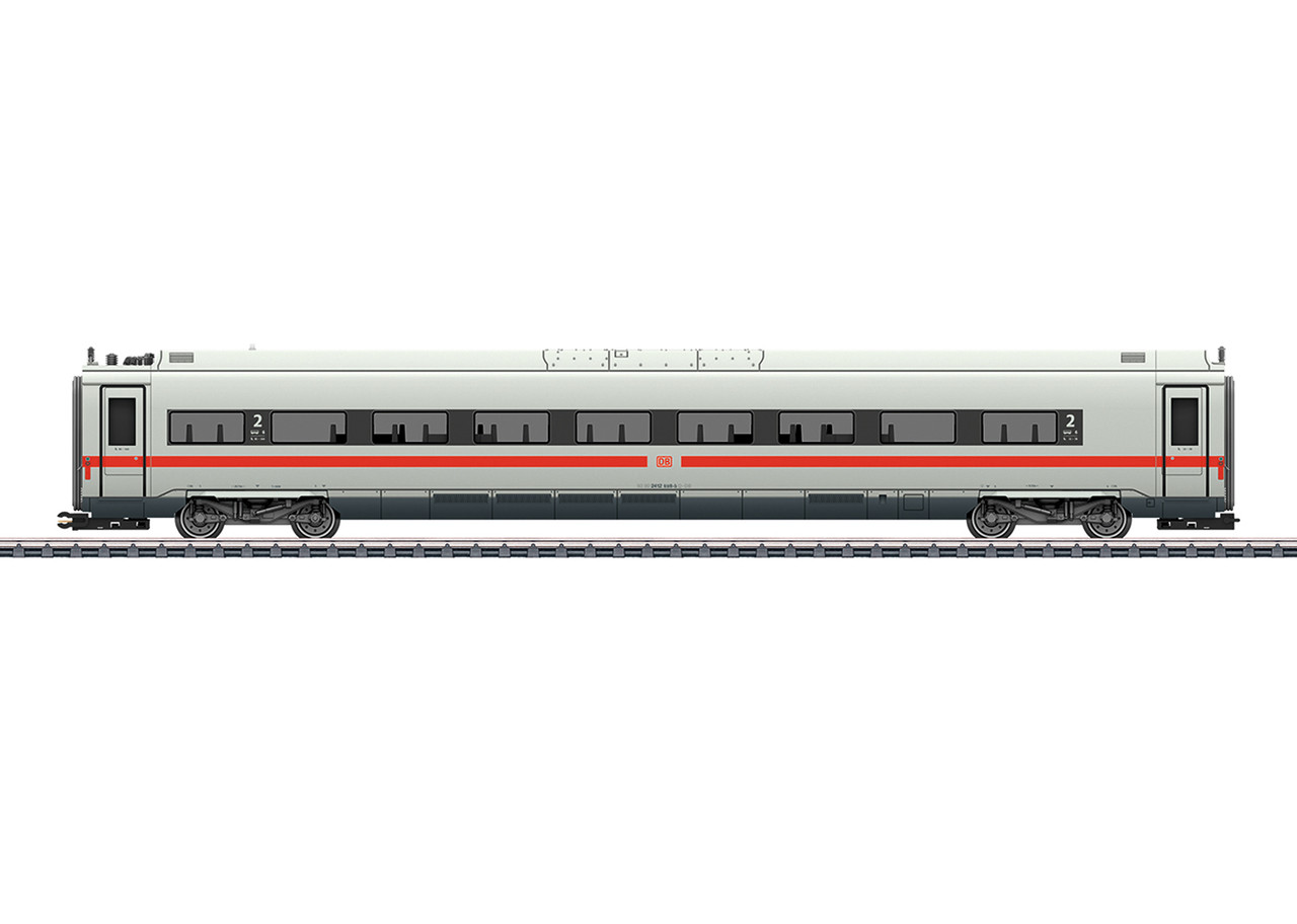 2020 Marklin 43728 Add-On Car for the ICE 4 Intermediate car, 2nd class (39716), DB AG, VI