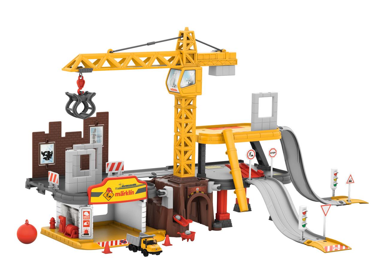 2020 Marklin 72222  my world Construction Site Station