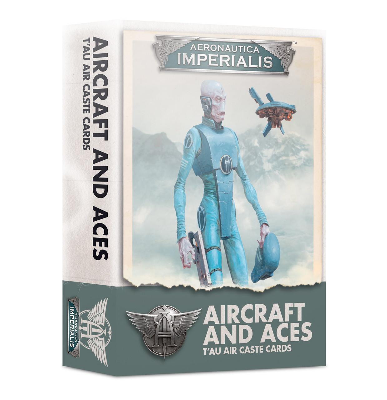 A/I:AIRCRAFT & ACES T'AU AIR CASTE CARDS