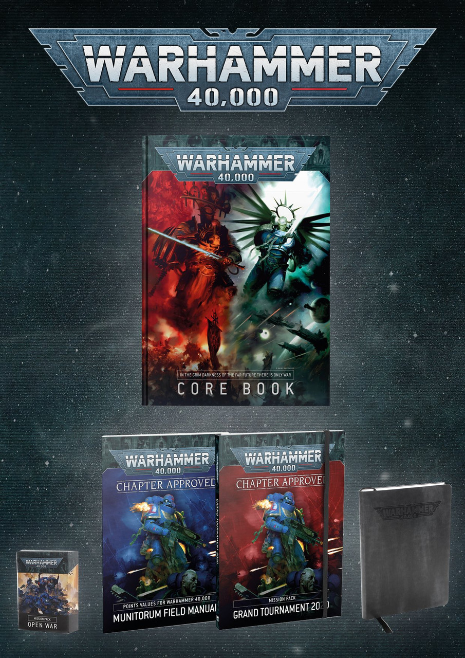 WH40K: CRUSADE PLAYER'S PACK (ENG)