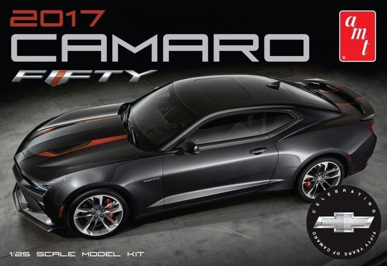 AMT1035M  1/25 2017 Chevy Camaro 50th Anniv