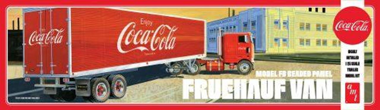 AMT1109  NYA1/25 Freuhauf Semi Trailer, Coke