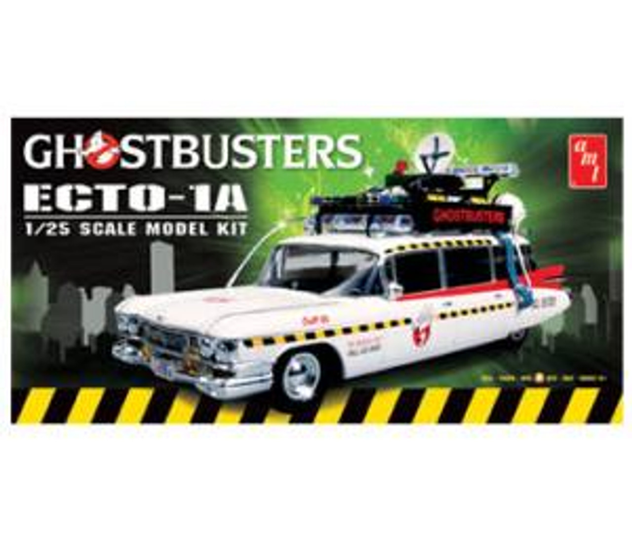 AMT750  1/25 Ghostbusters Ecto-1A
