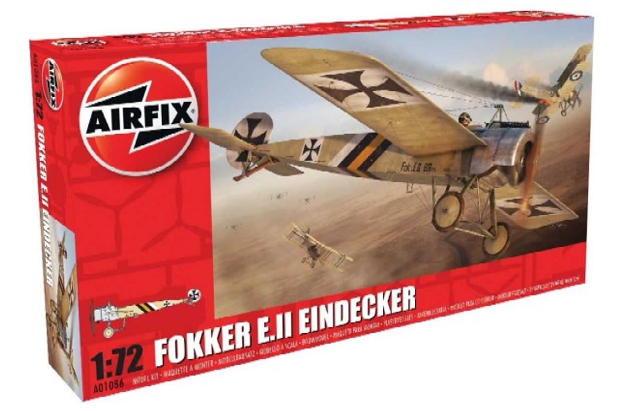ARX-1086  1/72 Fokker E II Eindecker German Fighter