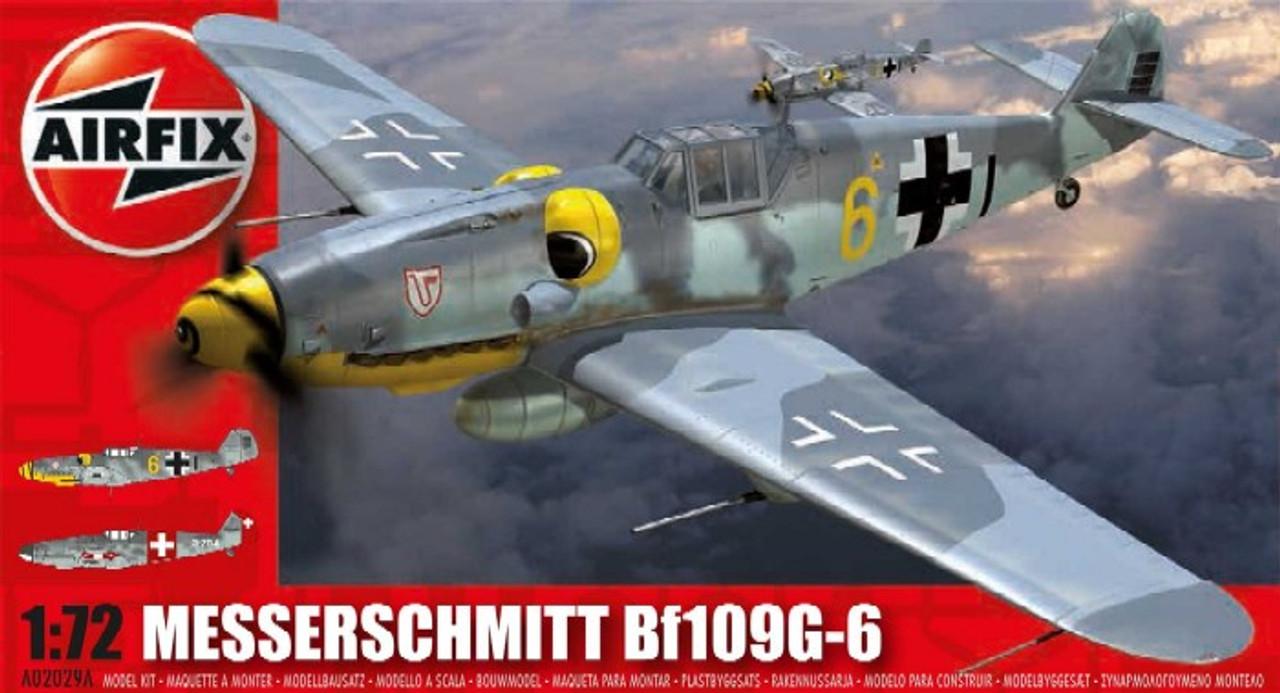 ARX-2029  1/72 Bf109G6 Fighter