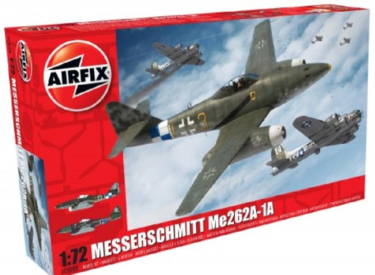 ARX-3088  1/72 Messerschmitt Me262A1a Fighter