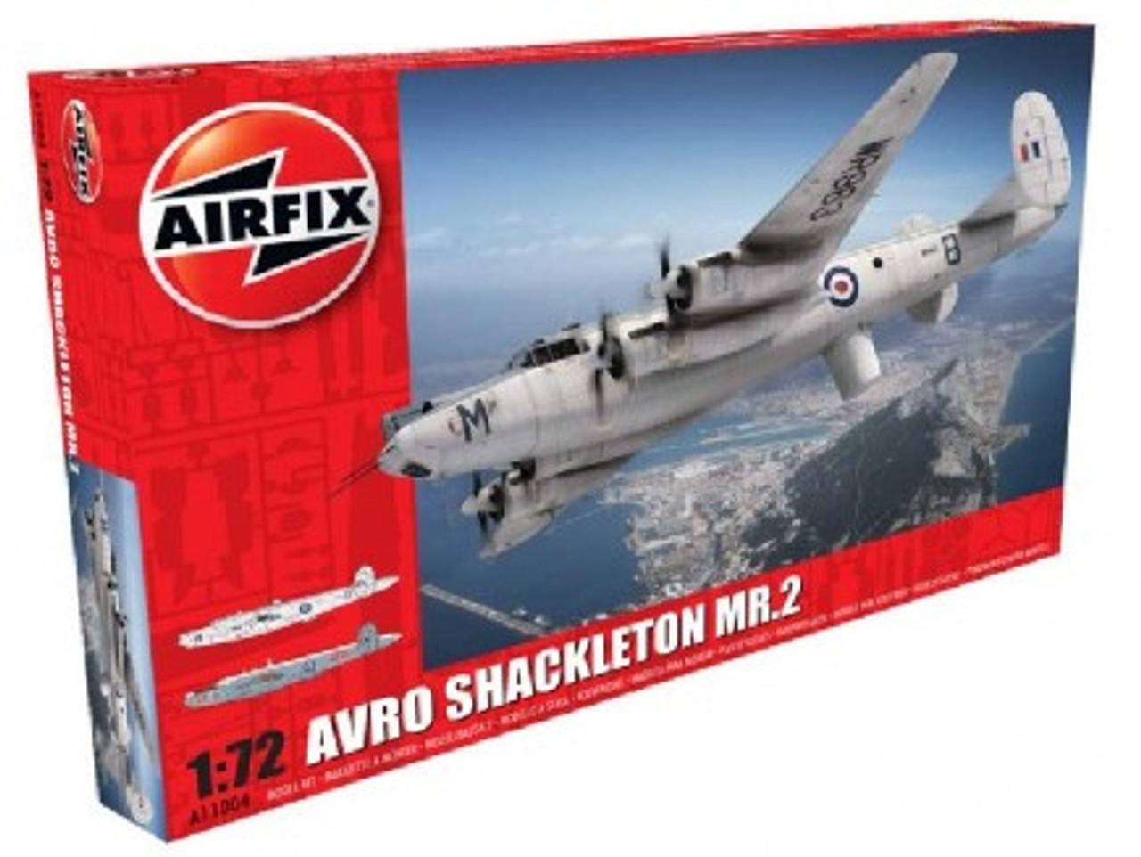 ARX-11004  1/72 Avro Shackleton MR2 British Long-Range Patrol Aircraft