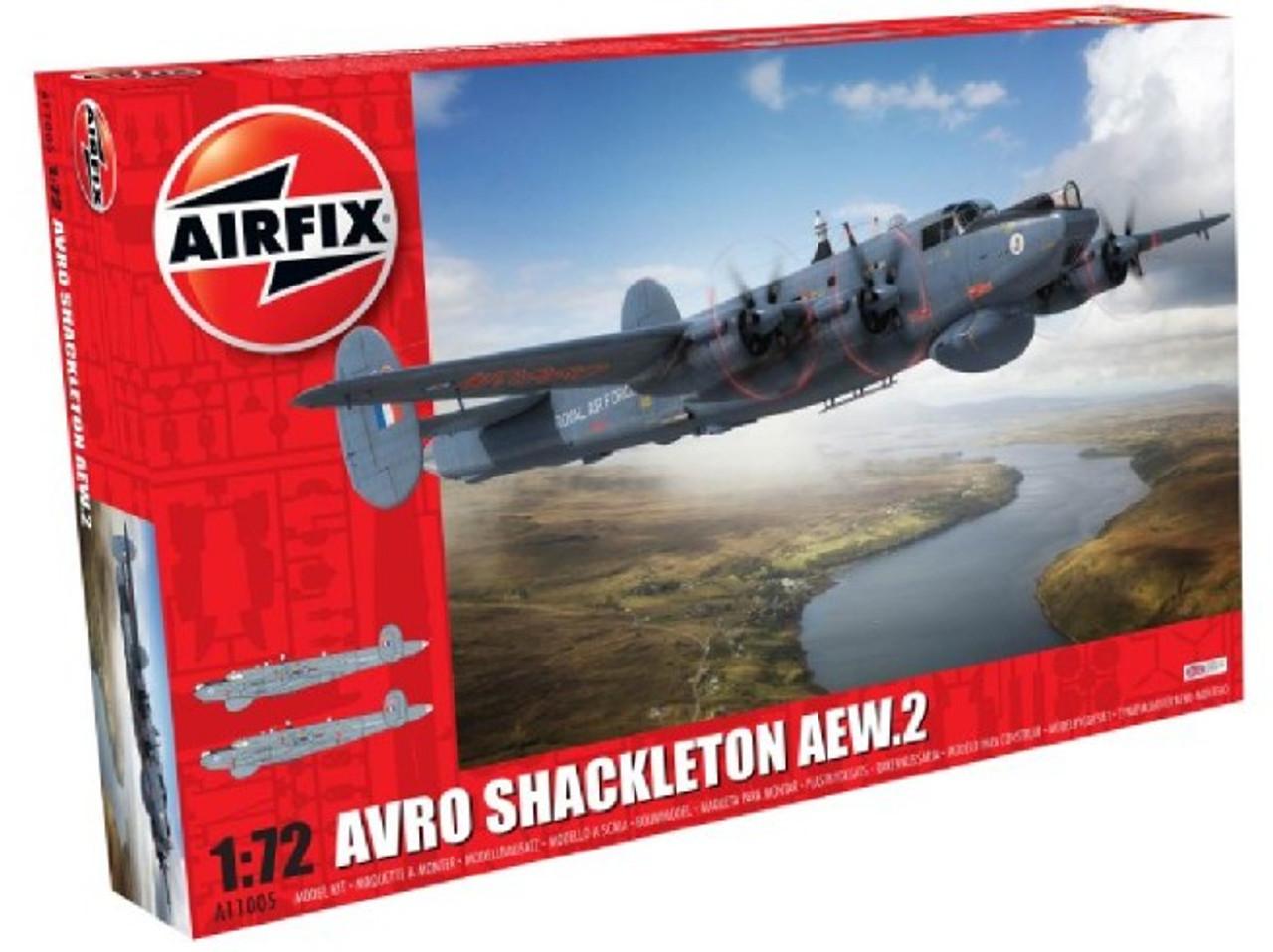 ARX-11005  1/72 Avro Shackleton AEW2 Aircraft