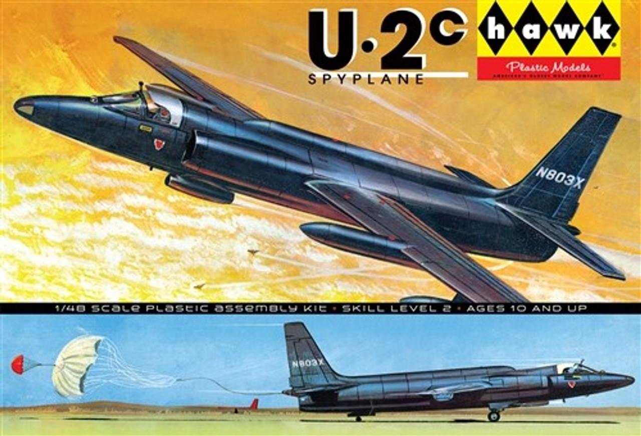LND-421  1/48 U2c Spy Plane