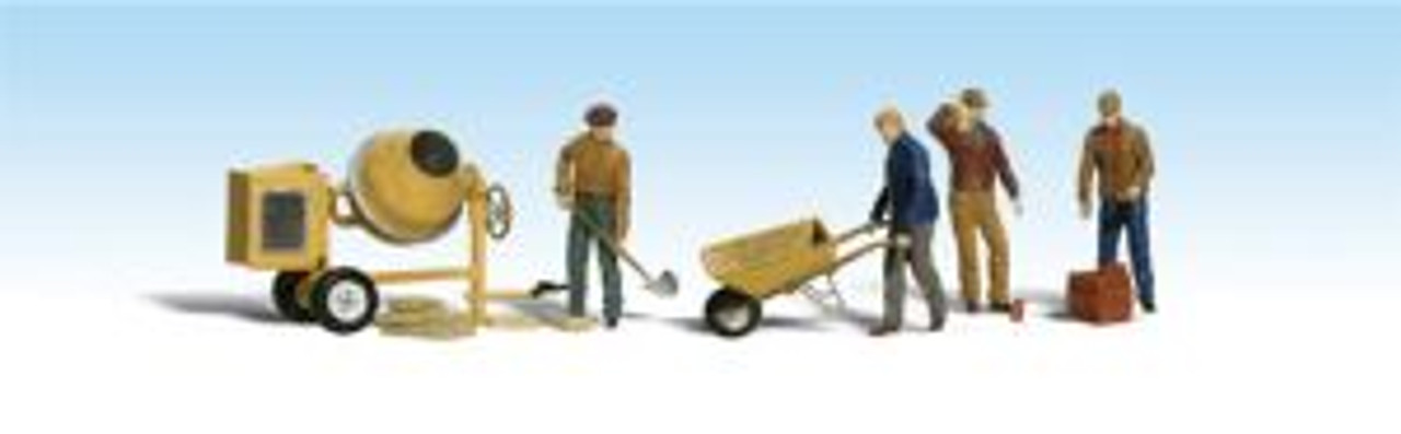 A1901 Masonry Workers HO