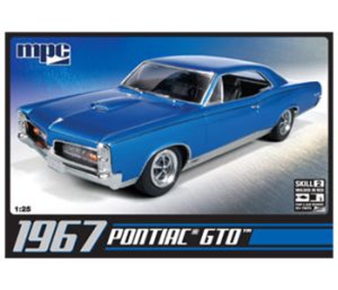 MPC710  67 PONTIAC GTO
