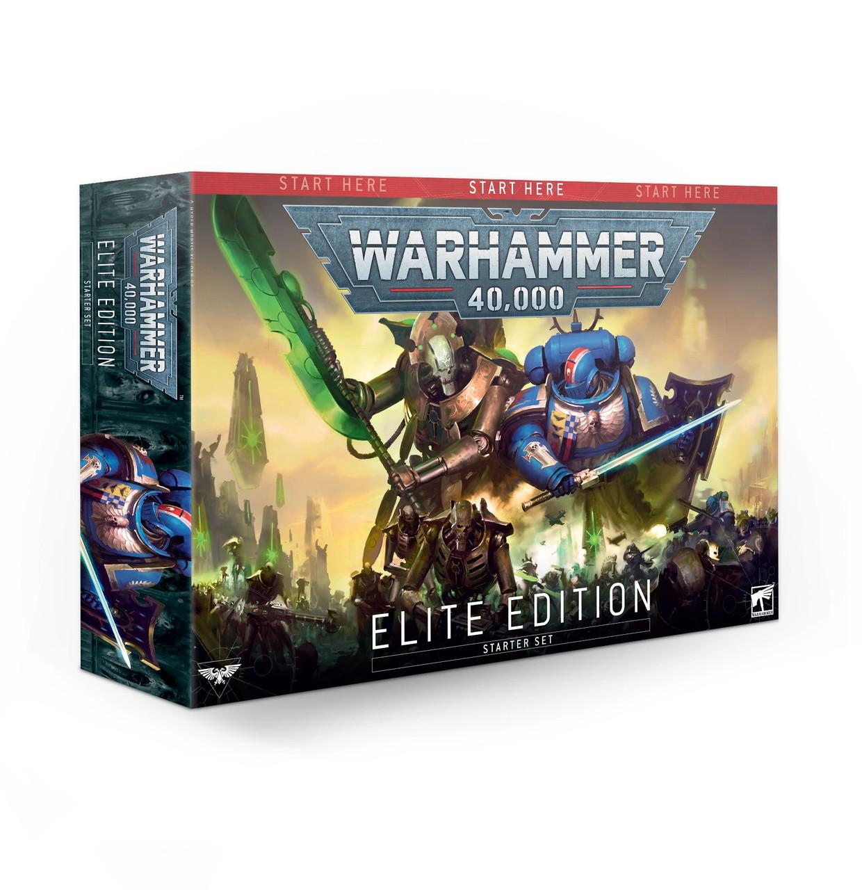 Warhammer 40,000: Starter Set Elite Edition