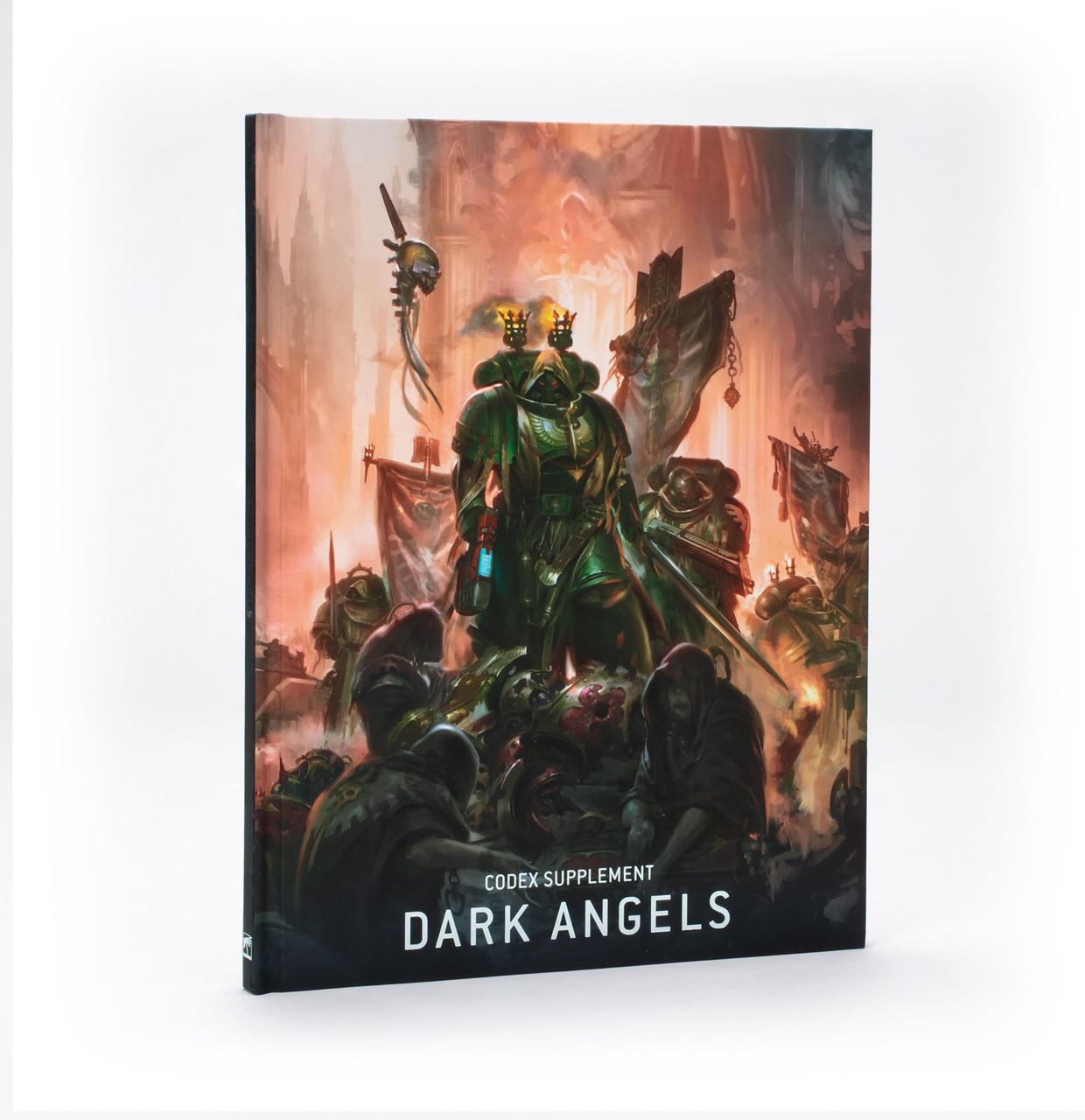 Codex: Dark Angels 9th edition