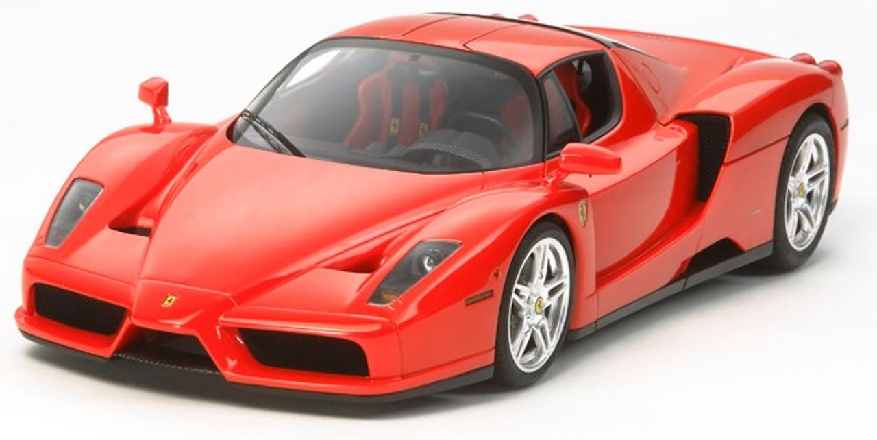 1/24 Enzo Ferrari Car w/Detail Up Parts