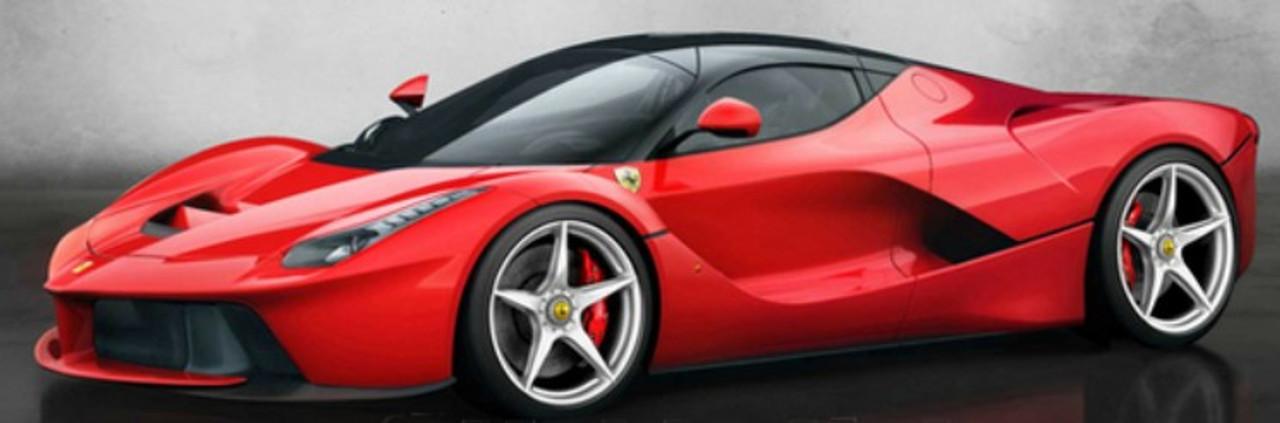 1/24 LaFerrari Sports Car