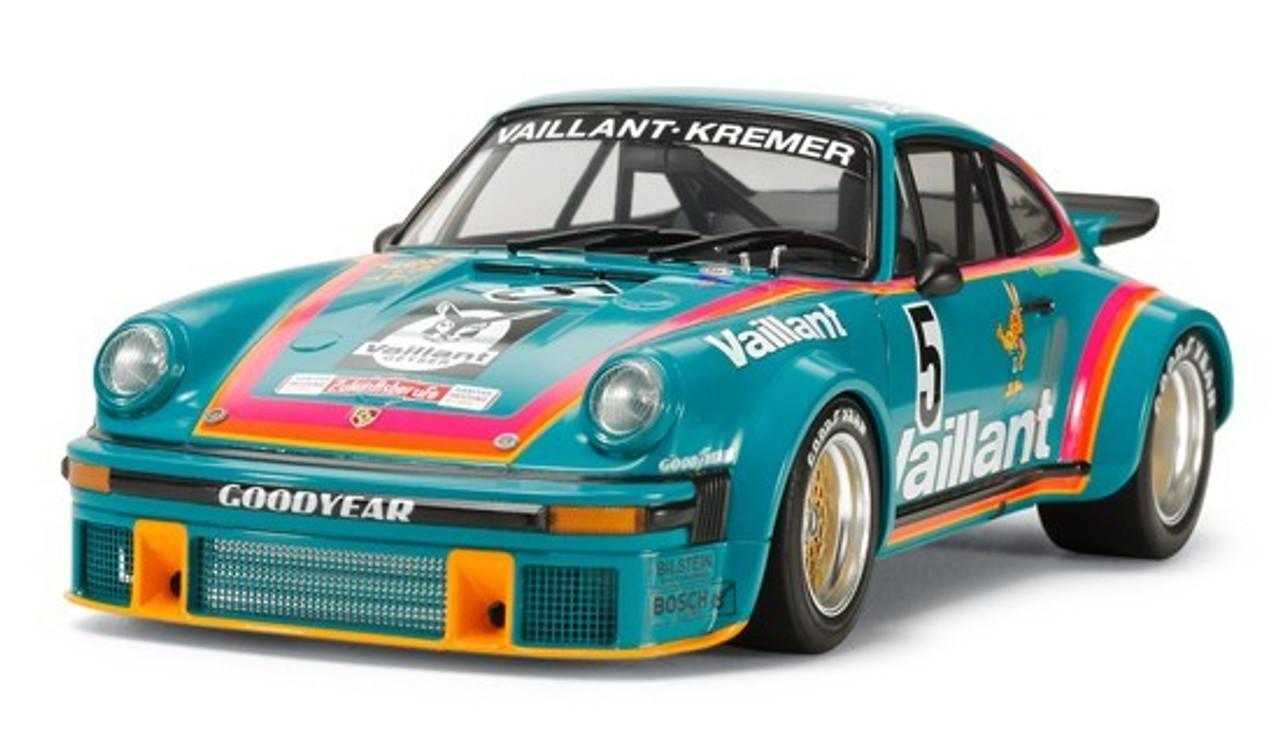1/24 Porsche 934 Turbo RSR Vaillant Rally Race Car