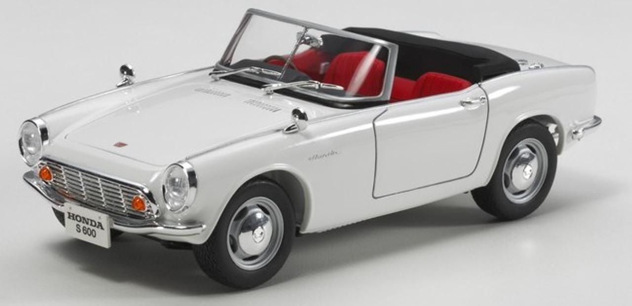 1/24 Honda S600 Convertible Sports Car