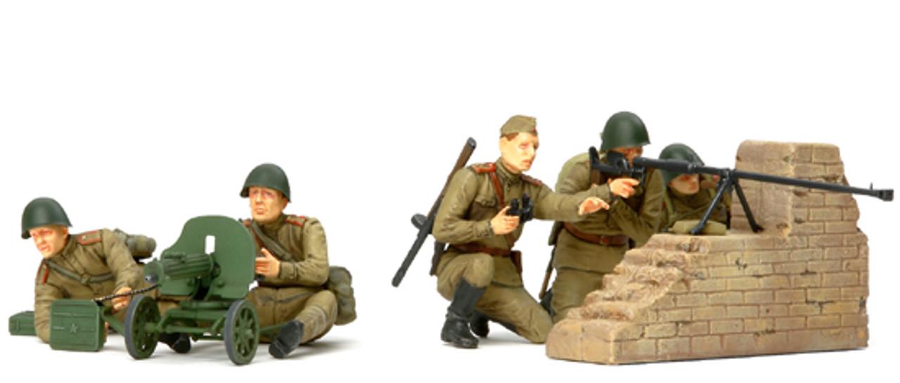 1/35 Russian Infantry Anti-Tank Team (5)