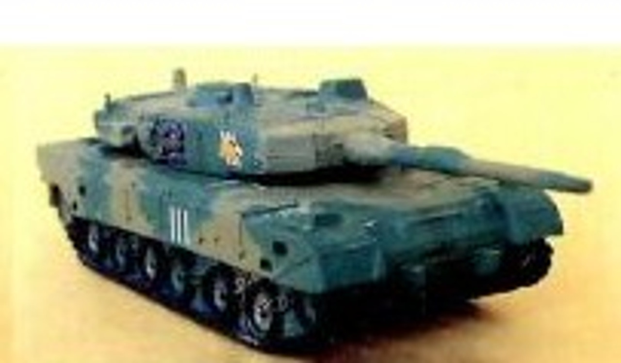 PGH-613  1/144 Type 90 JGSDF Tank (Assembled)