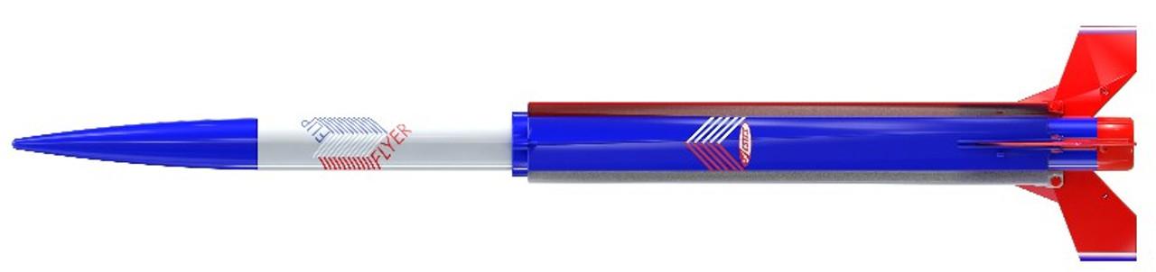 EST-1418  Flip Flyer Model Rocket Launch Set (Skill Level 2)