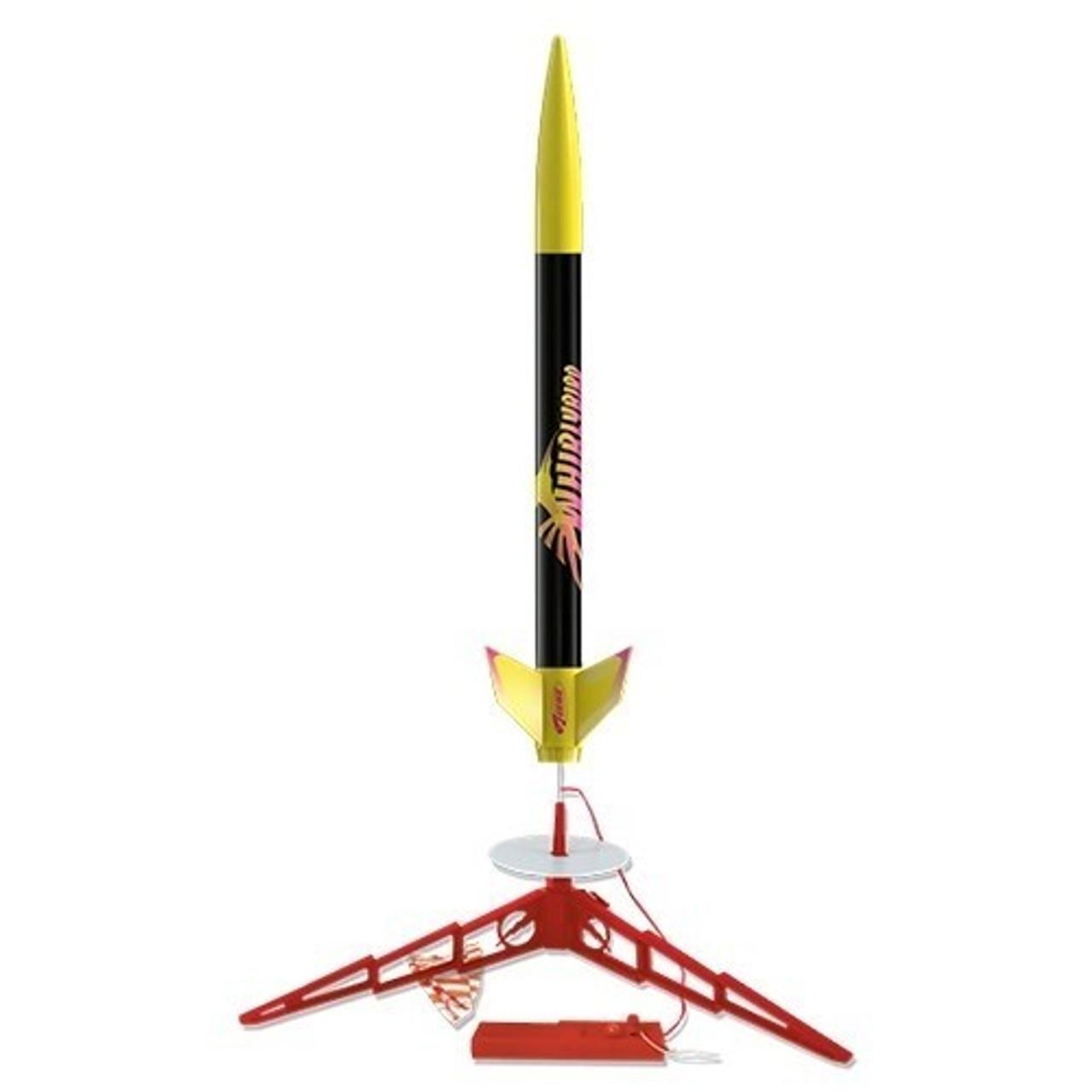 EST-1446  Whirlybird Model Rocket Launch Set (Skill Level 2)