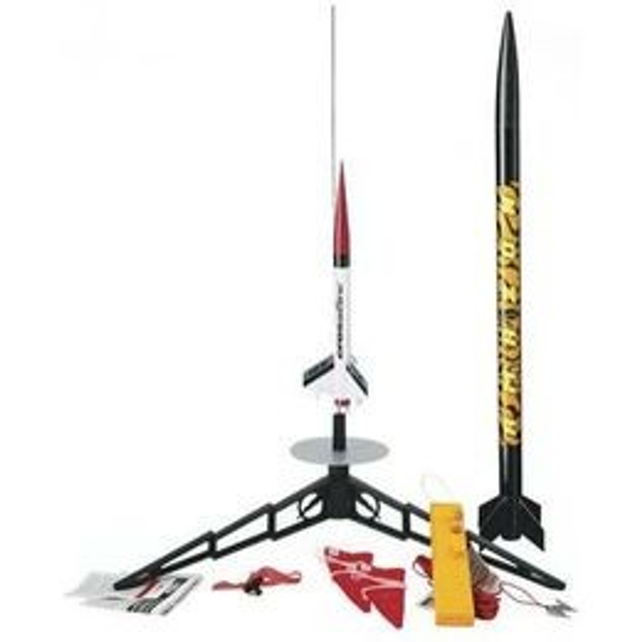 EST-1469  Tandem-X Model Rocket Launch Set (2 Kits Skill Level E2X)