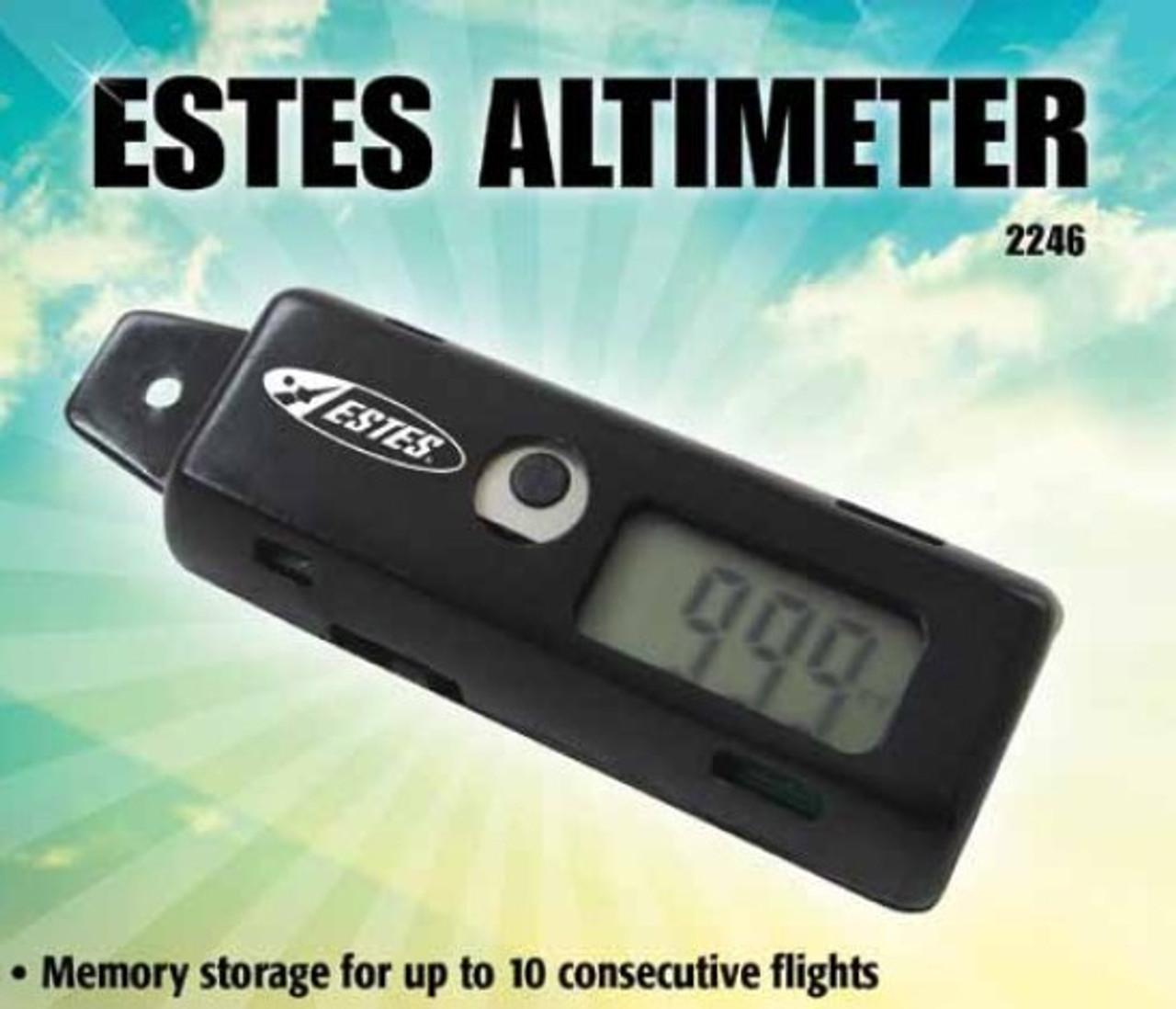 EST-2246  Model Rocket Altimeter