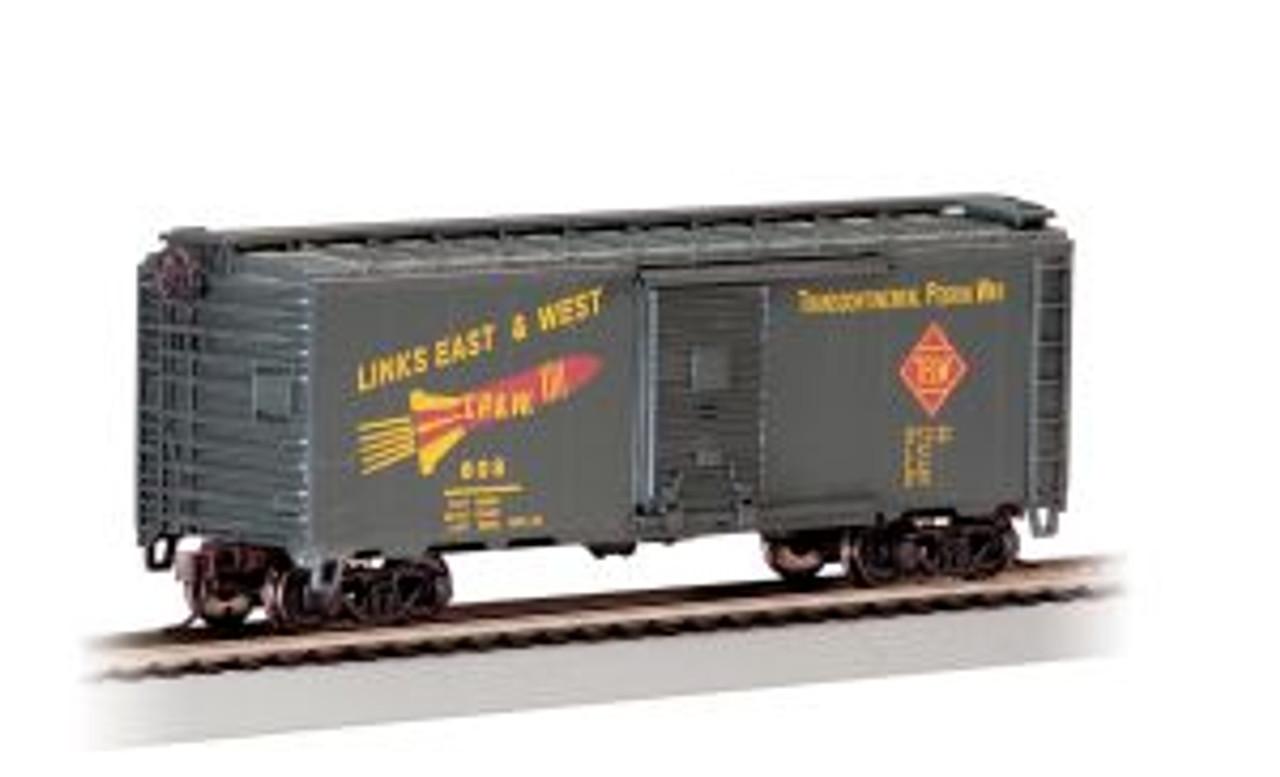 BAC17032  HO 40' Box, TP&W