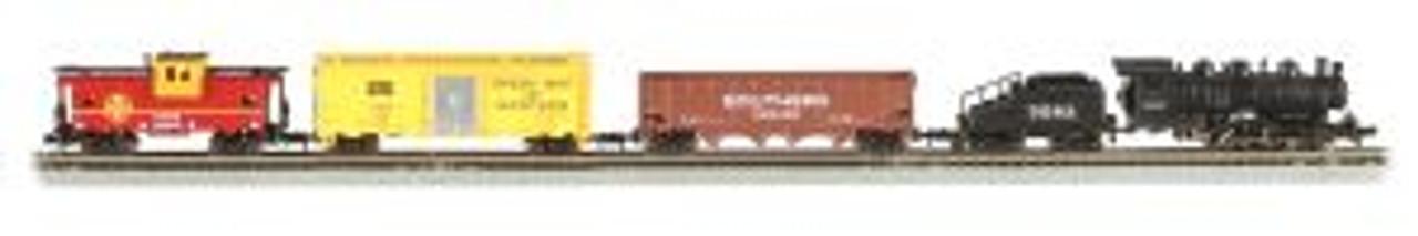 BAC24014  N Yard Boss Train Set