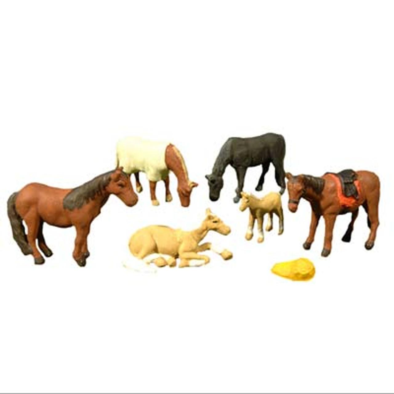 BAC33119  HO Horses (6)
