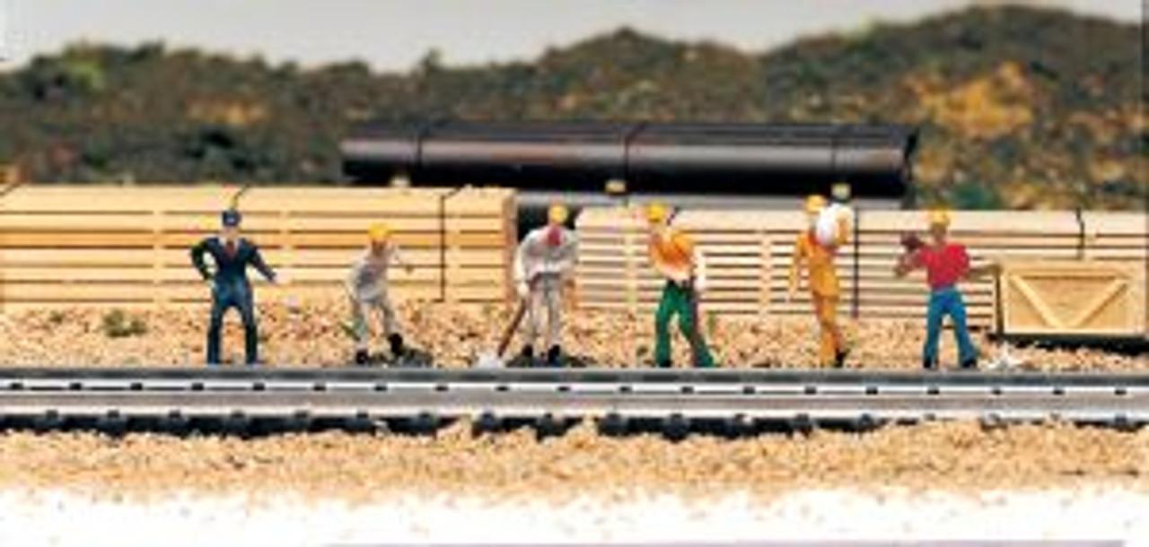 BAC42341  HO Train Work Crew