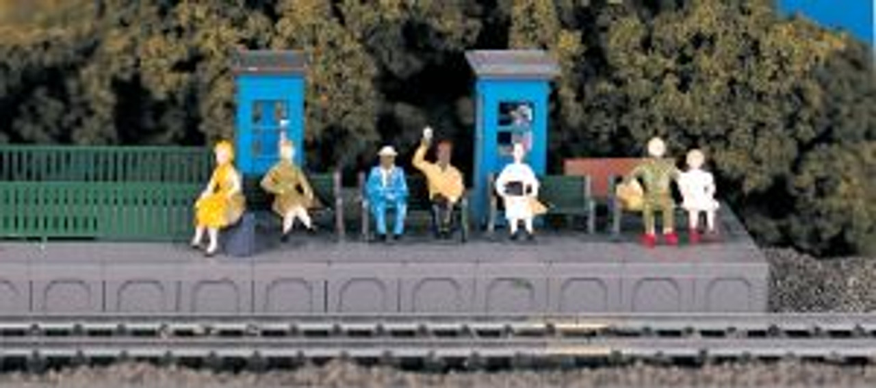 BAC42342  HO Sitting Passengers