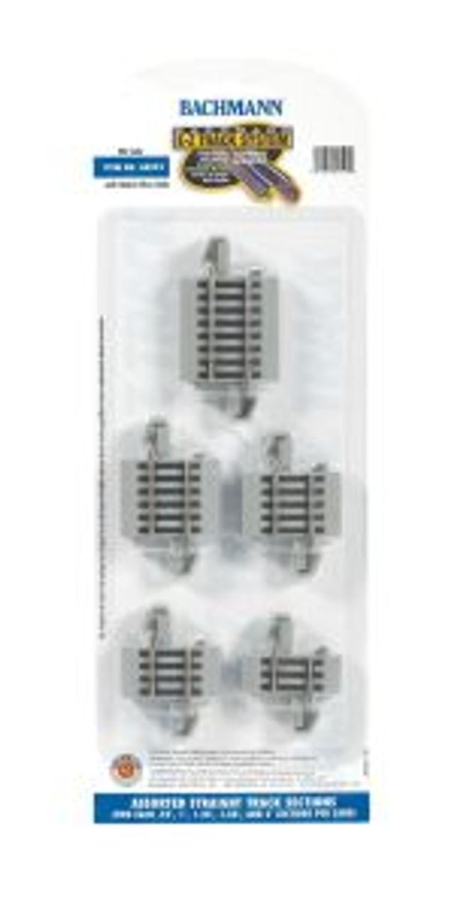 BAC44592  HO NS EZ Track Connector Assortment (10)