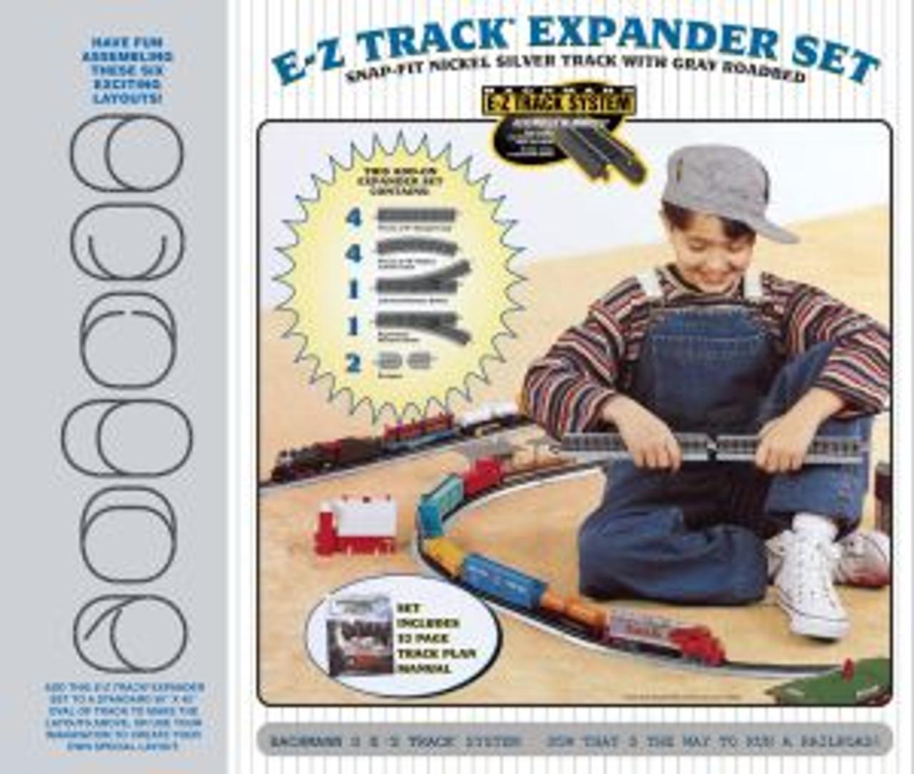 BAC44594  HO NS EZ Layout Expander Pack