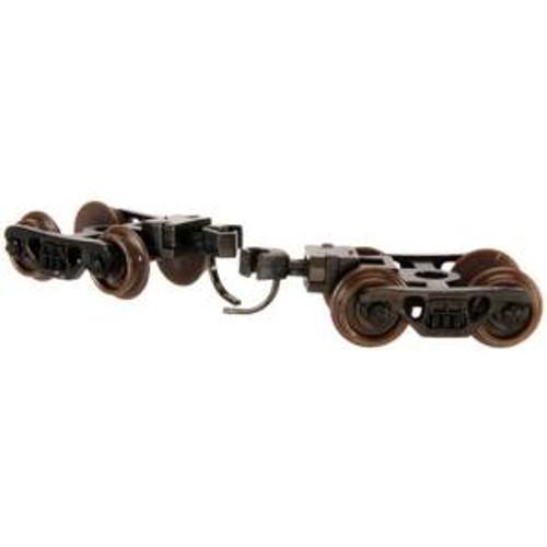 ATL22071  N 100-Ton Roller Bearing Trucks w/Accumate