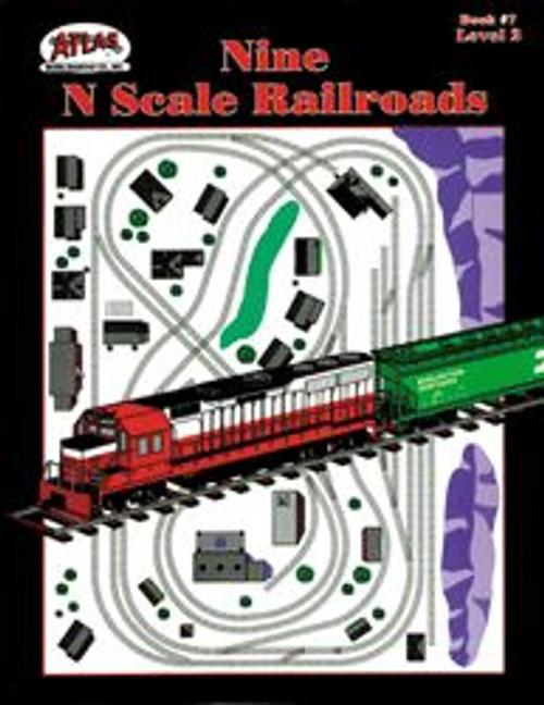 ATL7  Nine N Scale Railroads