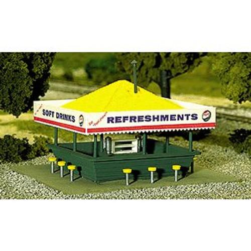 ATL715  HO KIT Refreshment Stand