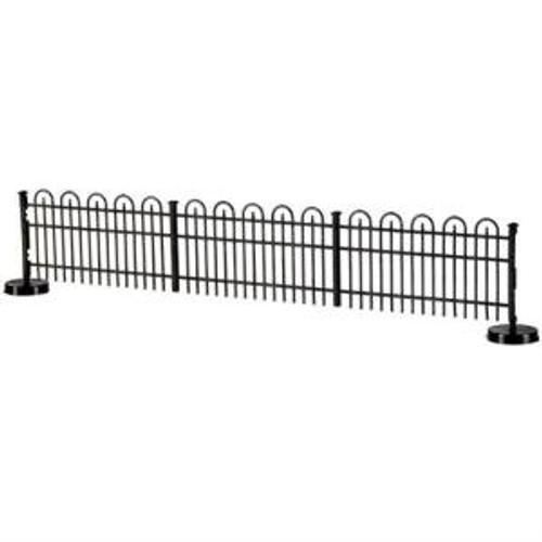 """ATL774  HO Hairpin Fence, 35"""""""""""