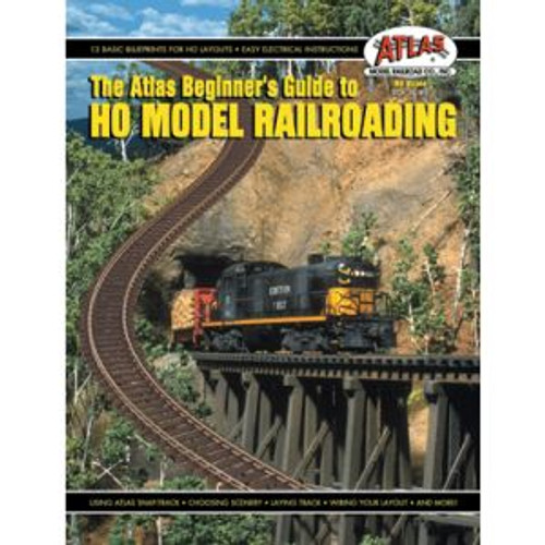 ATL9  Beginners Guide to HO Model Railroading