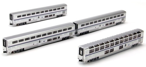KAT1063516  N Superliner Set Amtrak/Phase IVb B (4)