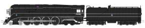 KAT1260312  N GS-4 4-8-4 BNSF Excursion Black #4449 Steam Loco