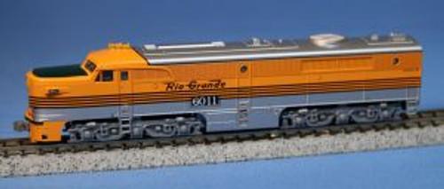 KAT1764107  N PA1 Diesel D&RGW #6011