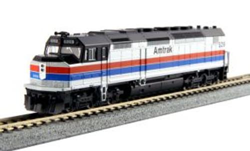 KAT1769203  N SDP40F Diesel Amtrak PhII #529